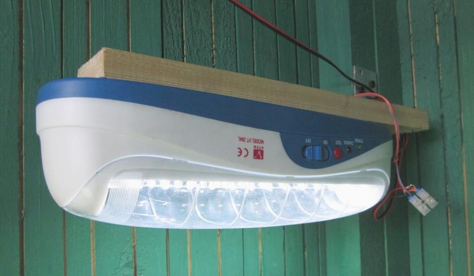 Светодиодный светильник Vito